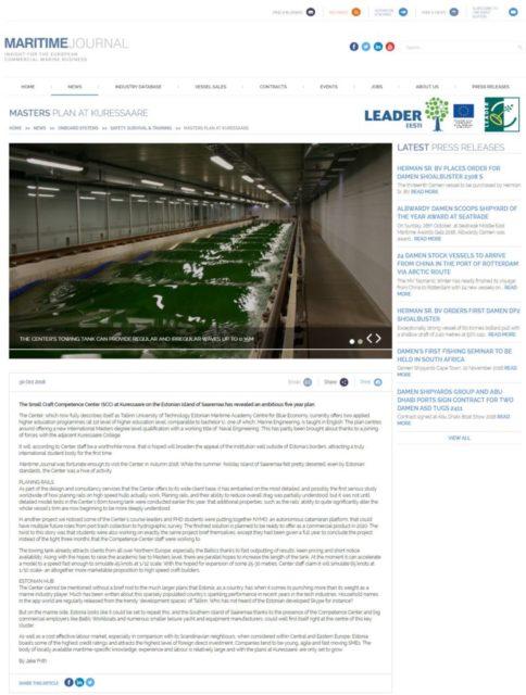 thumbnail of Maritimejournal_masters-plan-at-kuressaare